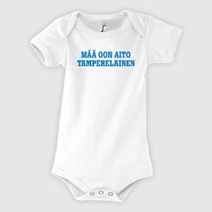 Tamperelainen vauvabody