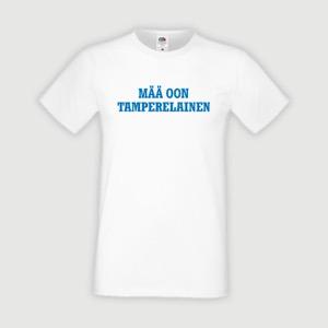 Tamperelainen t-paita miehet