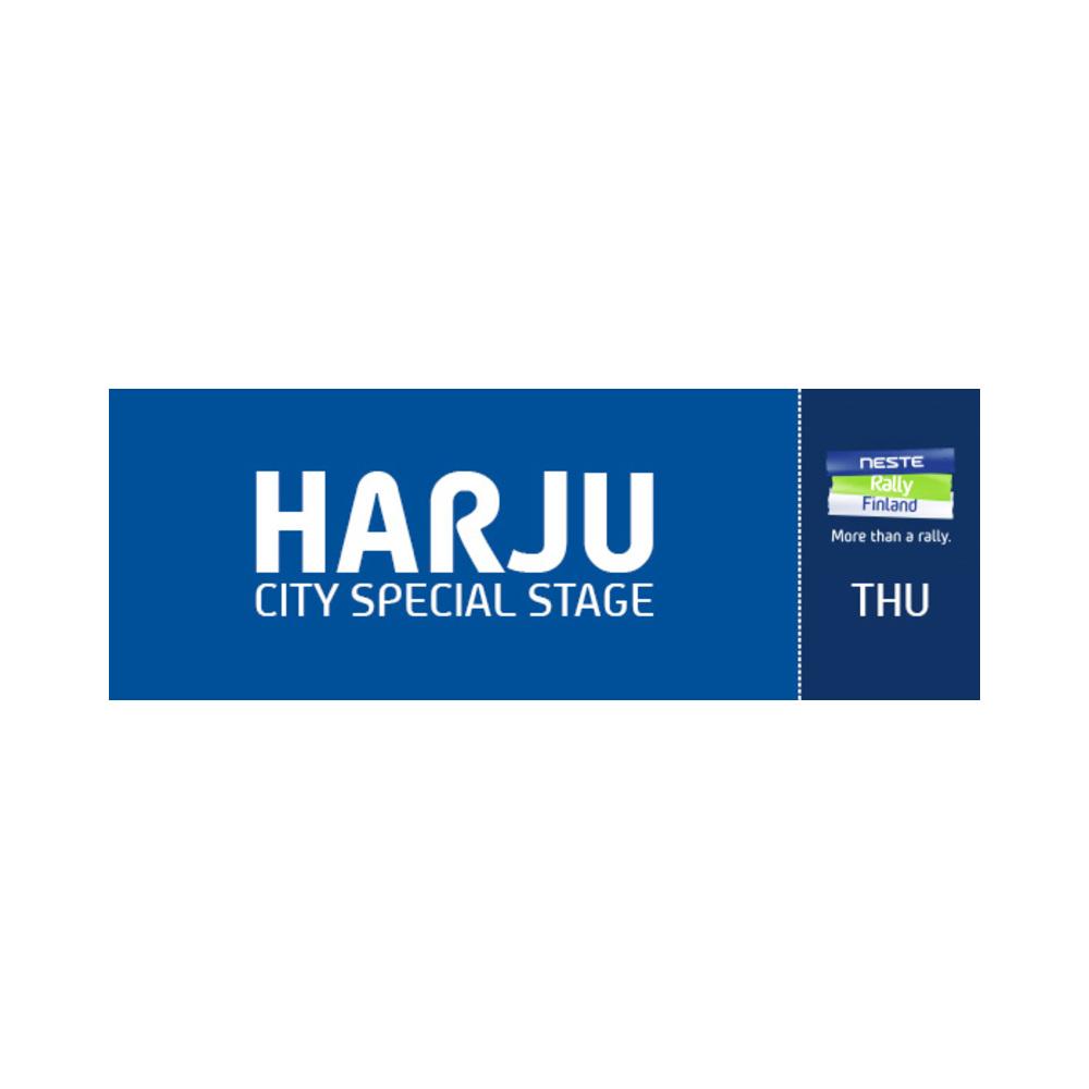 EK HARJU, TORSTAI