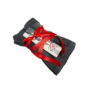 SET6: Bath towel & Plasma lighter