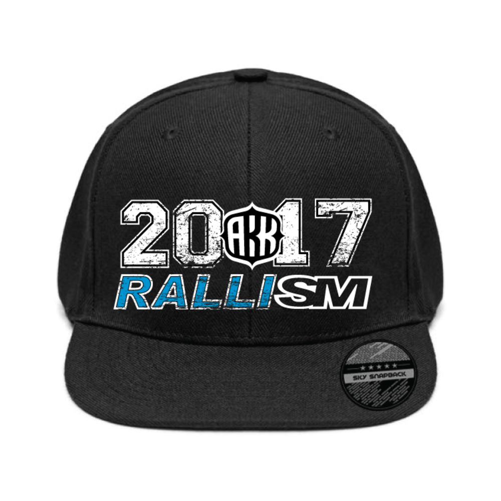 SM-Ralli Snapback