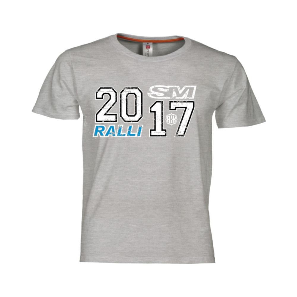 SM-Ralli Miesten T-Paita