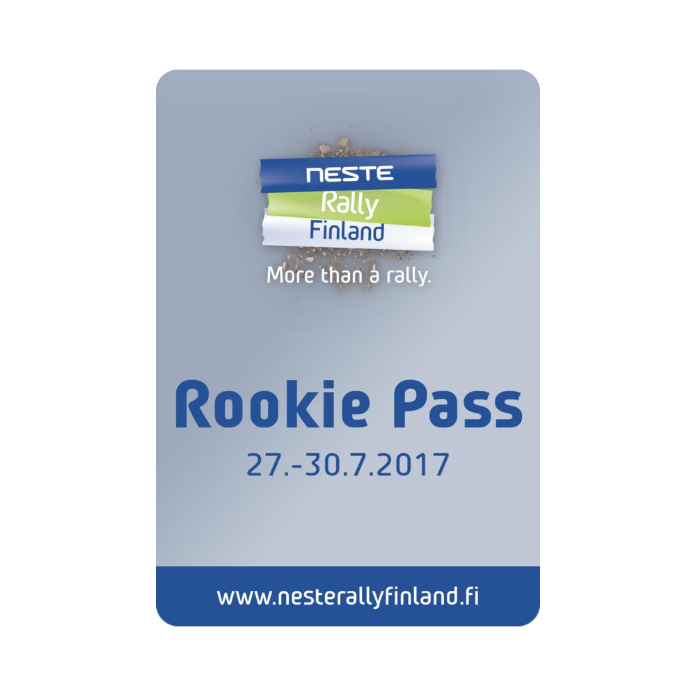 Rookie Pass