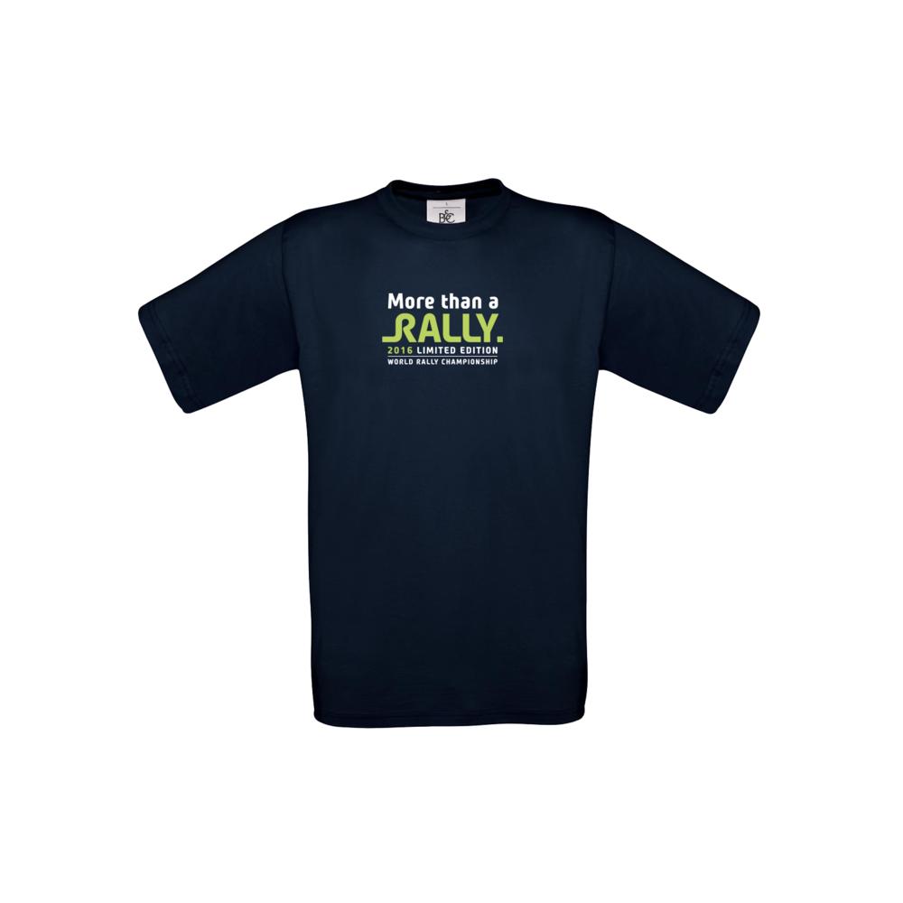 Neste Ralli T-paita, More than a rally