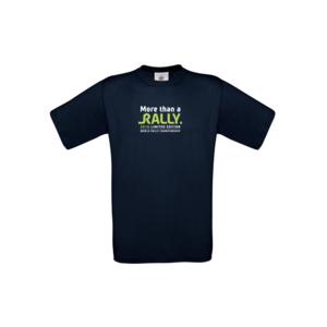Neste Ralli Finland T-Paita More than a rally